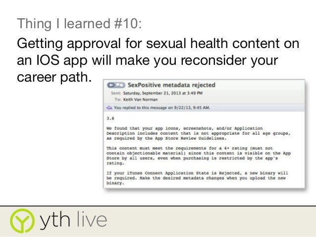 Sexual health you videos uploaded