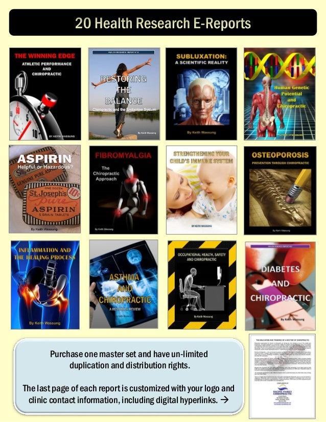Keith Wassung Chiropractic  Slide 2