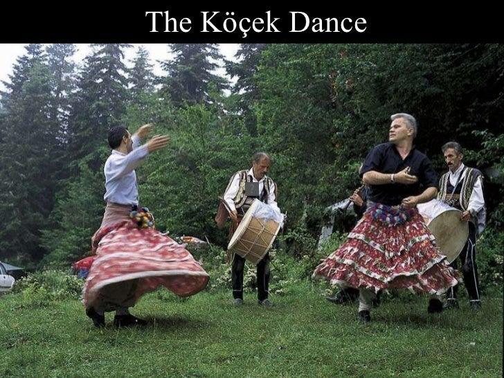 The Köçek Dance
