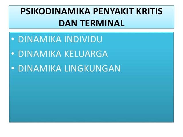 Kel. 4 askep pd pasien kritis & terminal