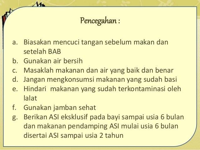 SAP GASTROENTERITIS (DIARE)