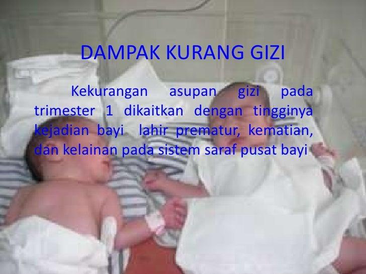 Penyebab Bayi Lahir dengan Berat Badan Rendah