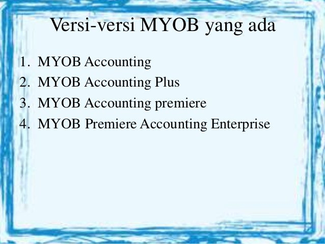 how to download myob 13