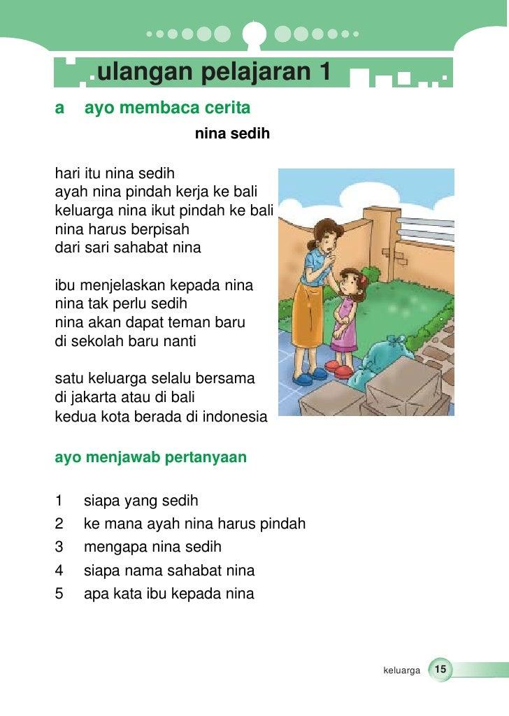 Kelas Ii Sd Bahasa Indonesia Tri Novia