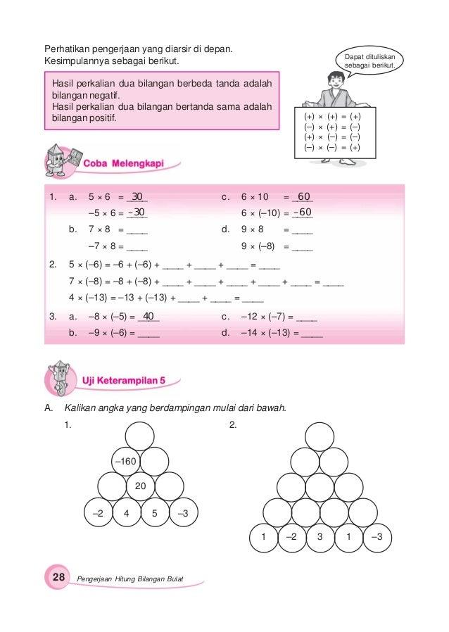 Kelas V Sd Matematika Yd Sumanto