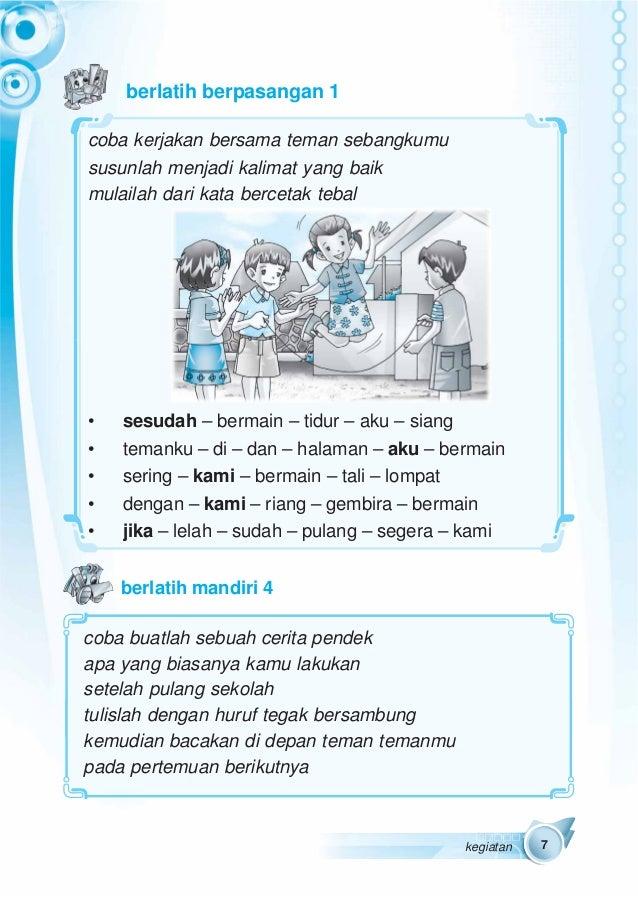 Materi Bahasa Indonesia Kelas 2 Mi