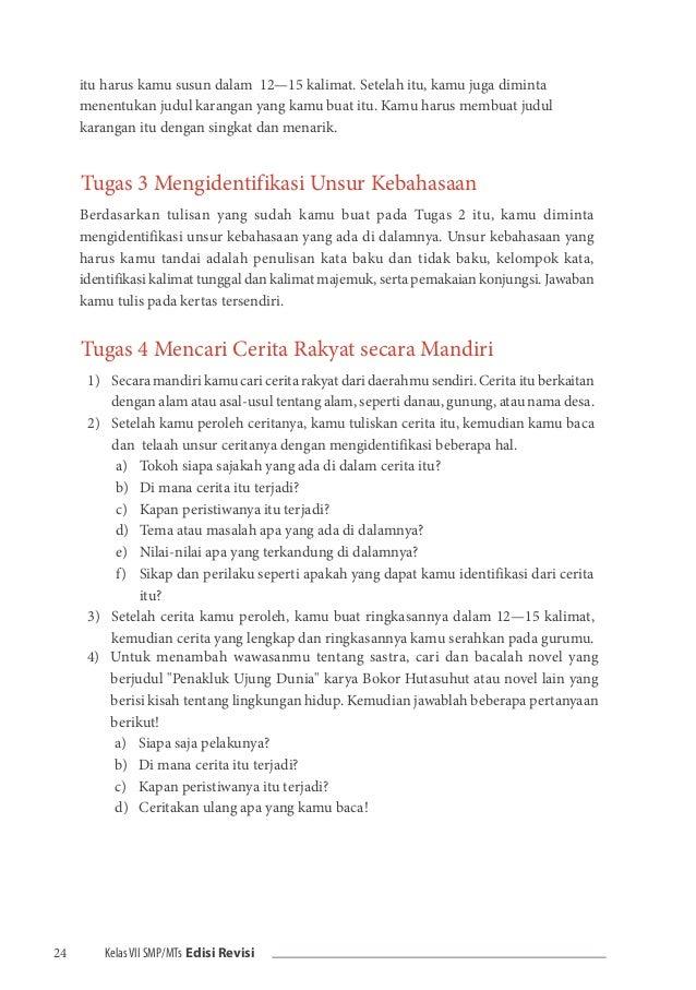 Kunci Jawaban Buku Kirtya Basa Kelas 9 Guru Ilmu Sosial