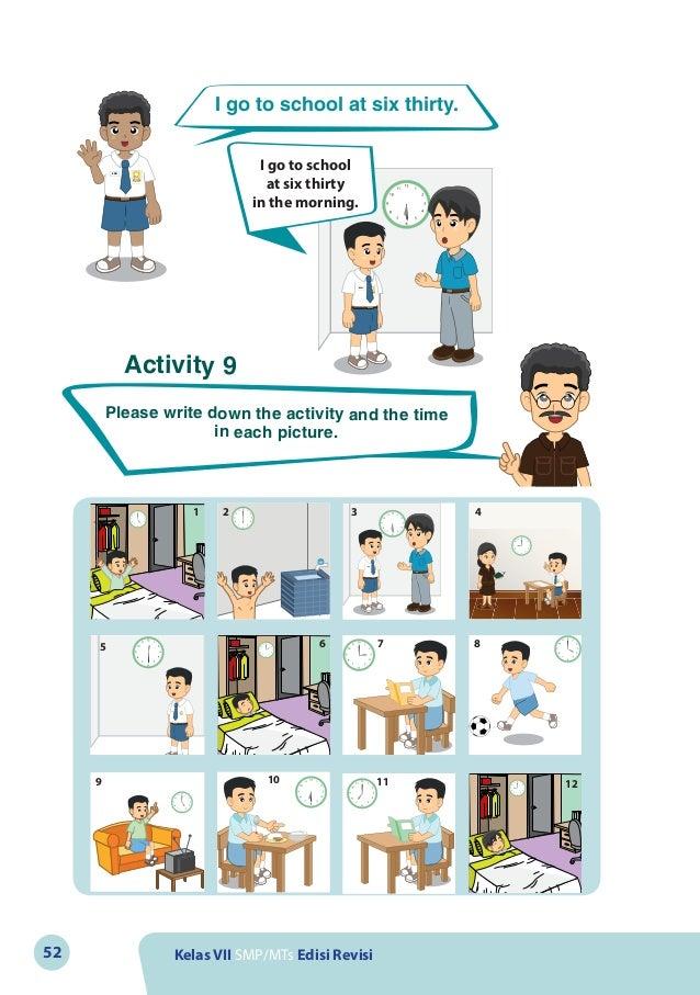 Buku Siswa Kurikulum 2013 Kelas 7 Smp Bhs Inggris