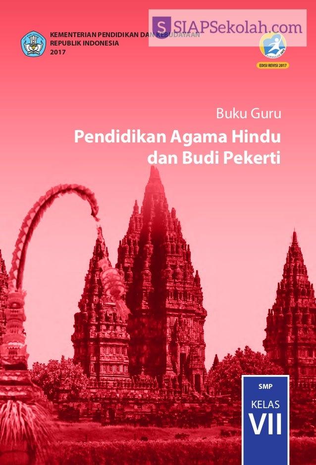 Buku Bse Kelas 07 Smp Pendidikan Agama Hindu Dan Budi Pekerti Guru 20
