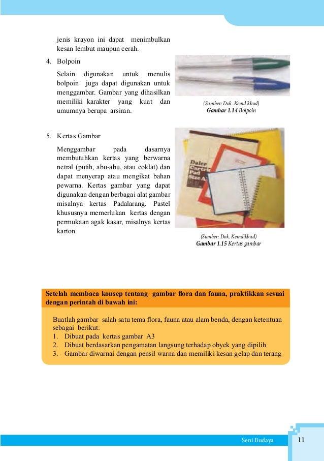 Buku Siswa Kurikulum 2013 Kelas 7 SBK