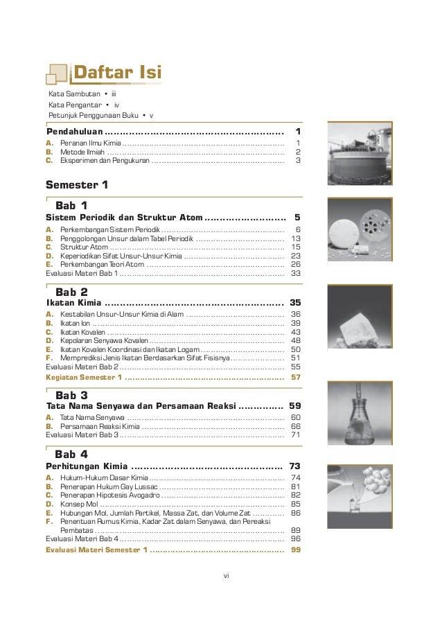 Kimia 2013 materi kelas pdf kurikulum xi