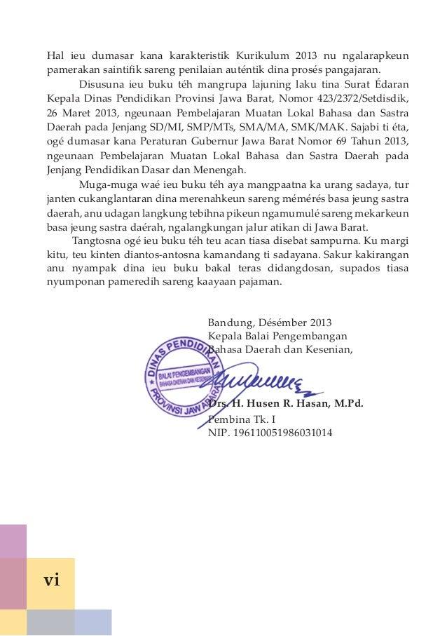 contoh surat resmi sekolah basa sunda surat ras