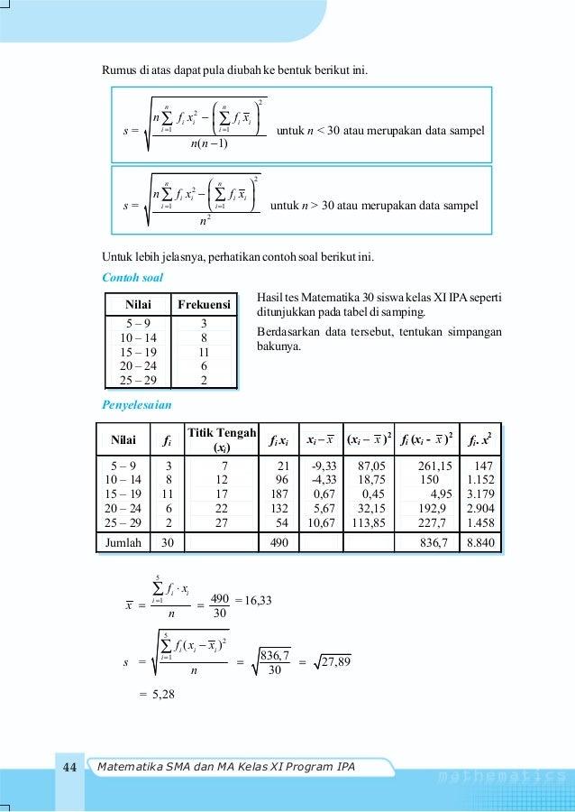 Kelas11 Ipa Smk Matematika Nugroho Soedyarto