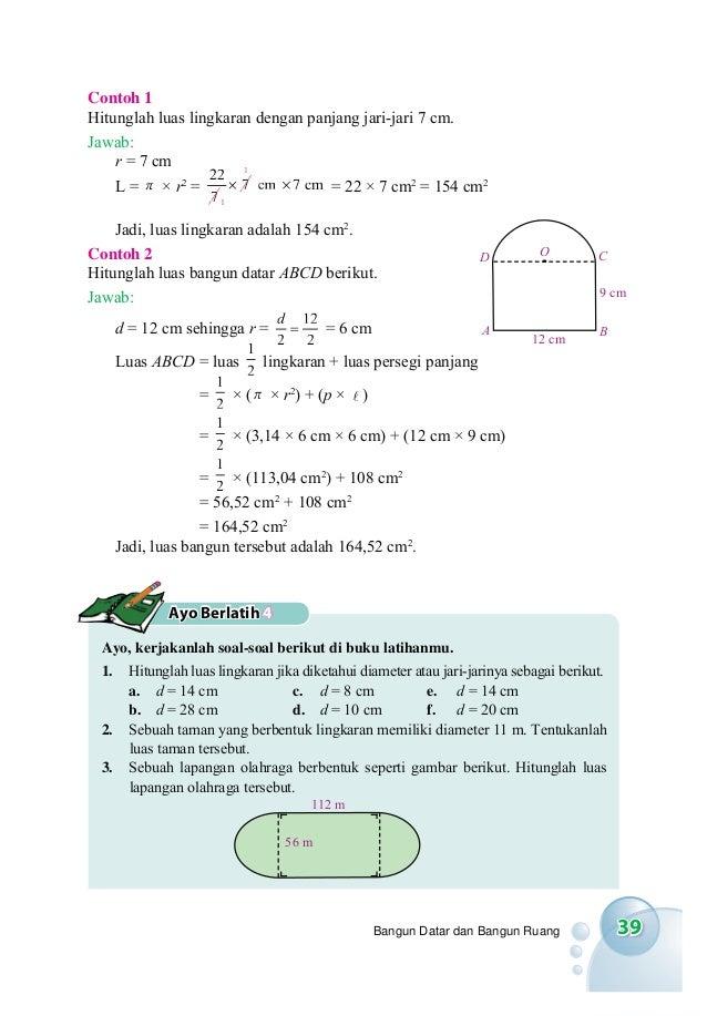 Bersahabat dengan Matematika 6 Untuk Kelas VI Sekolah ...