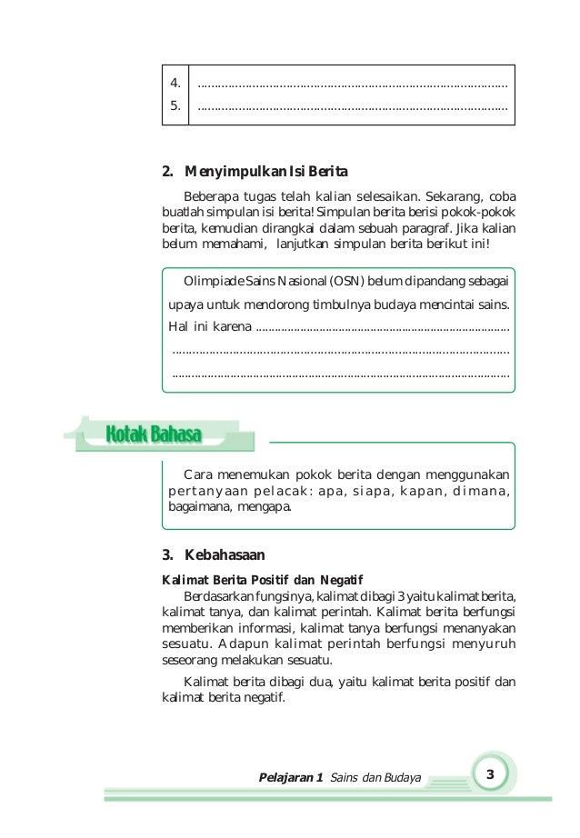 Bahasa Dan Sastra Indonesia