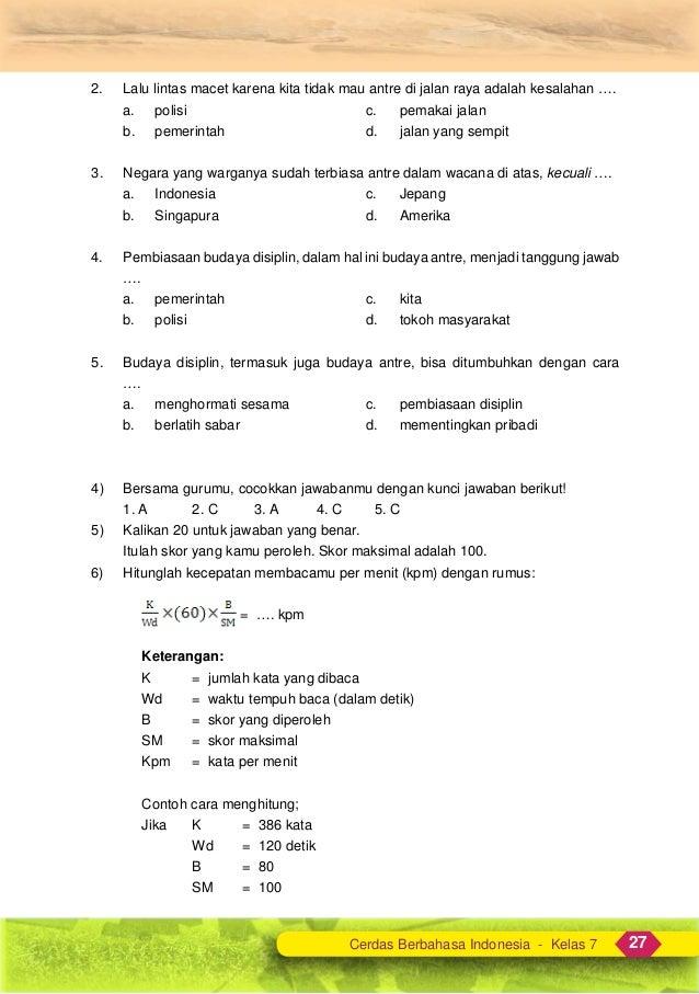 Jawaban Buku Paket Bahasa Jawa Kelas 12 Sastri Basa