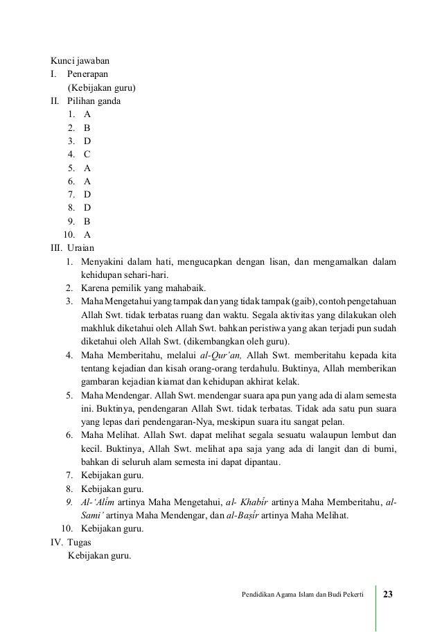 Kunci Jawaban Buku Paket Ips Kelas 7 Kurikulum 2013 - Info ...