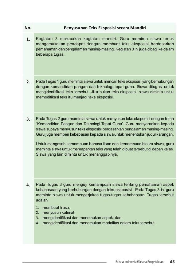 Buku Guru Bhs Indonesia Kelas 7 Smp
