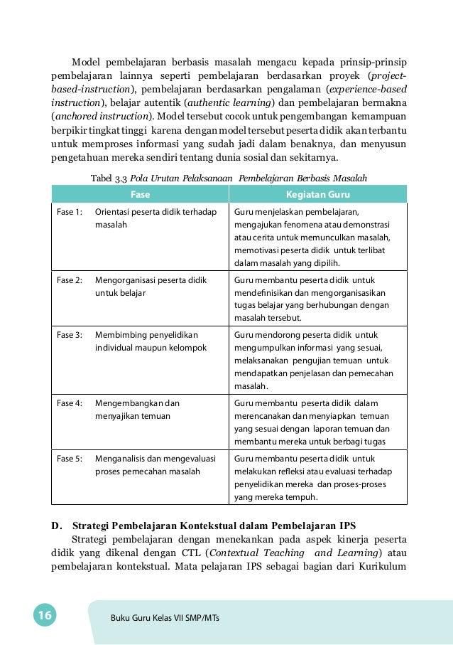 Jawaban Buku Ips Kelas 7 Halaman 138 Ilmusosial Id
