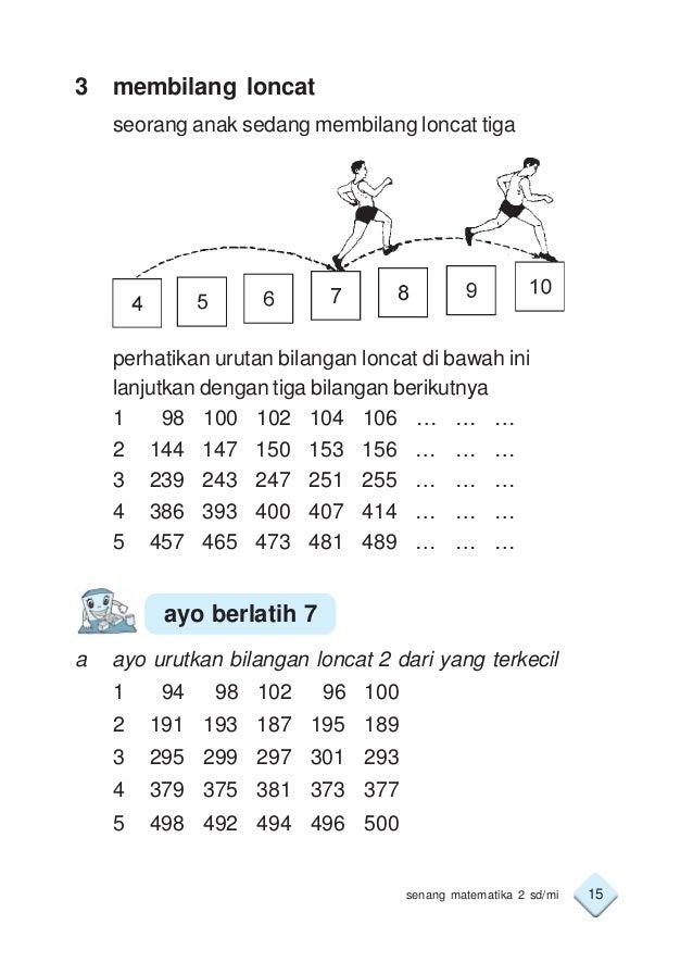 Kelas Ii Sd Matematika Amin Mustoha