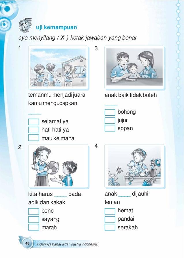 Soal Sd Bahasa Indonesia Kelas 6 Soal Bahasa Indonesia Kelas 6 Contoh Soal Isian Bahasa Inggris