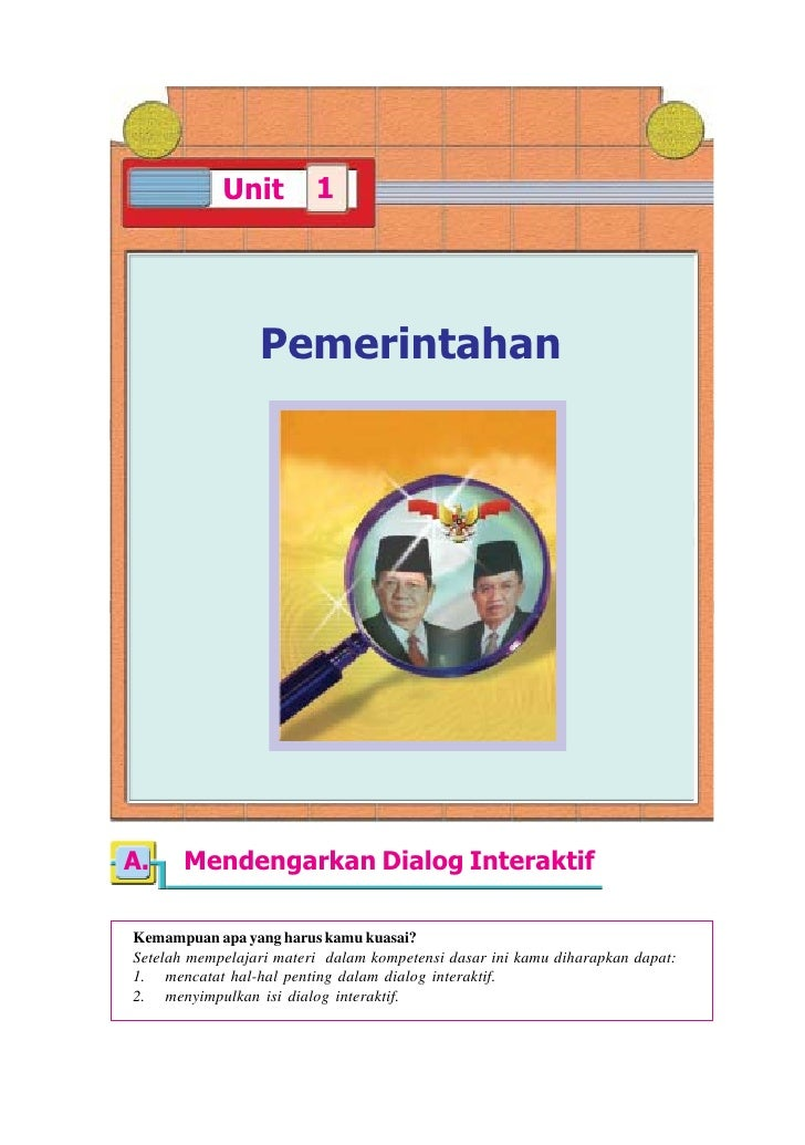 Kelas Ix Smp Bahasa Indonesia Tri Retno