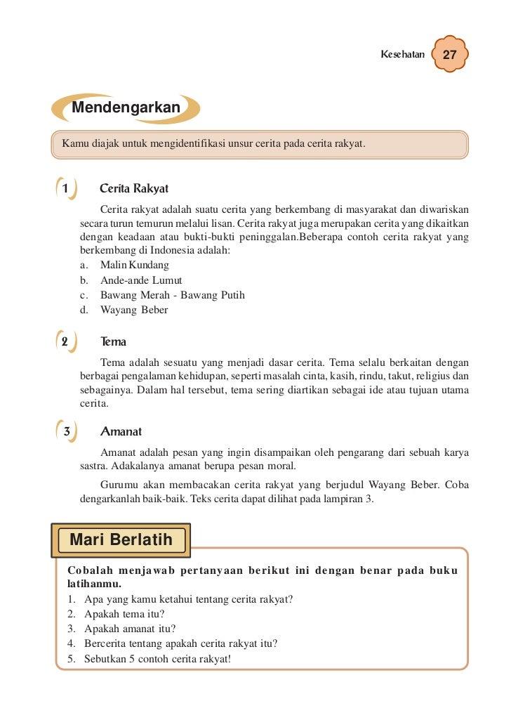 Kelas v sd bahasa indonesia_umri nuraini