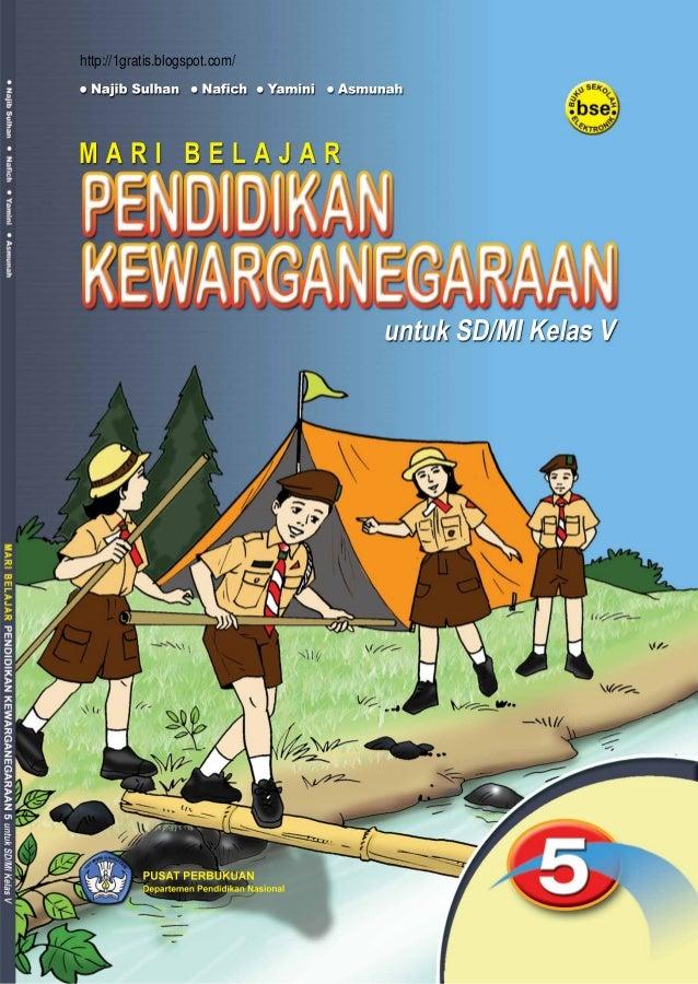 Kelas Sd Pkn Najib Sulhan Http 1gratis Blogspot Gambar Anak