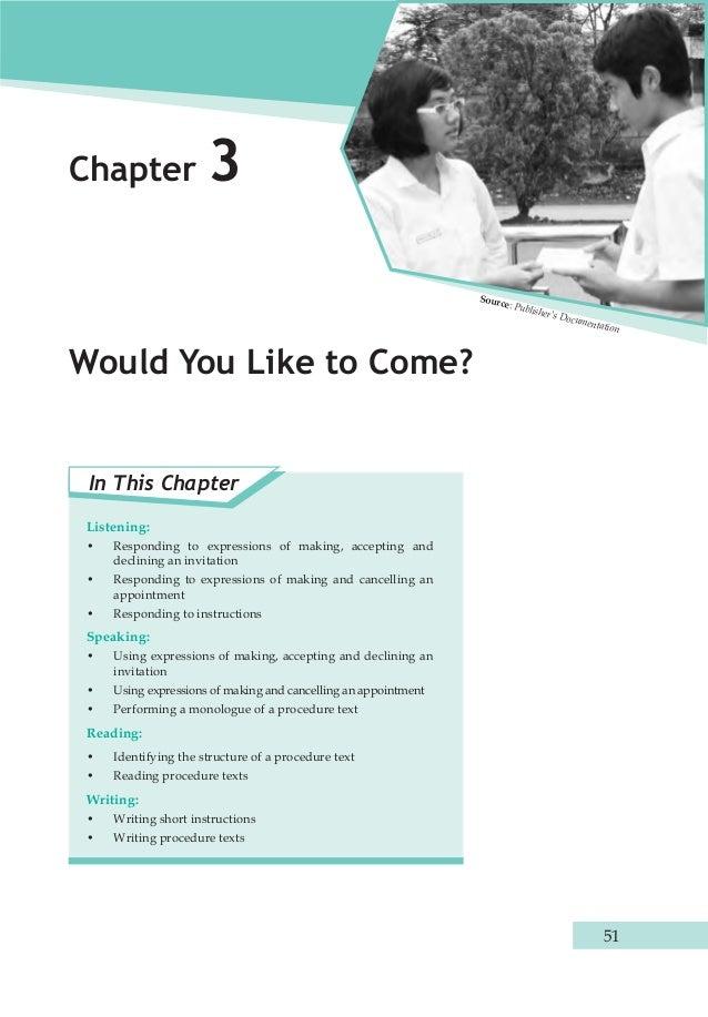 Kelas x bab 3 in this chapter listening responding to stopboris Images