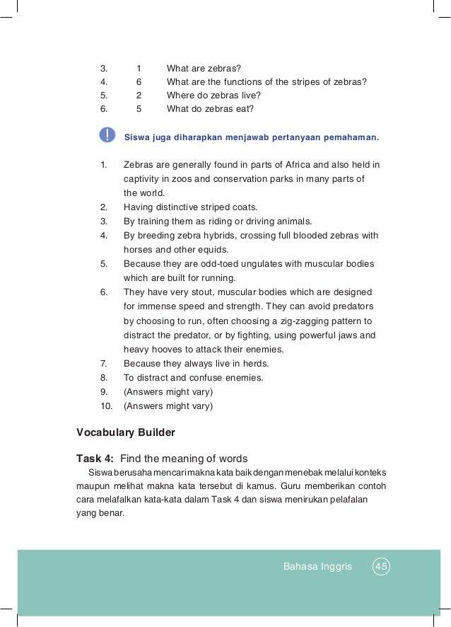 Kunci Jawaban Paket Bahasa Inggris Kelas 12 Semester 1 Ilmusosial Id
