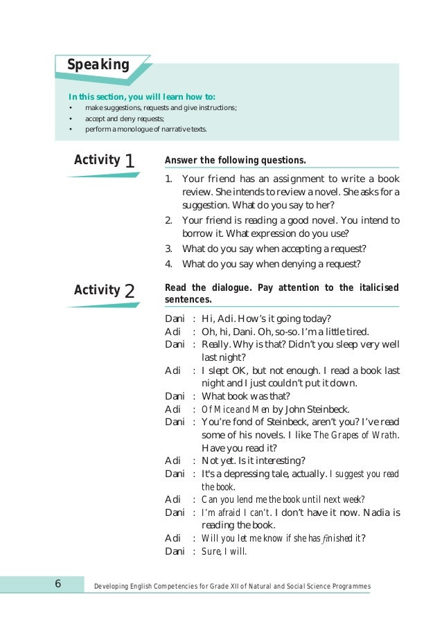 Kelas Xii Sma Bahasa Inggris Achmad Doddy
