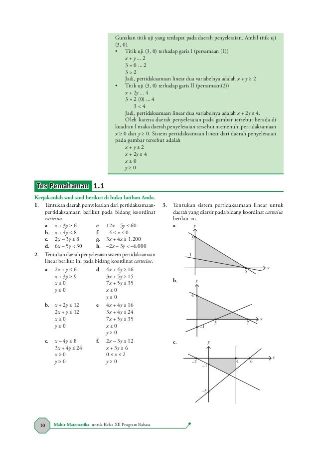 Kelas Xii Sma Matematika Geri Ahmadi