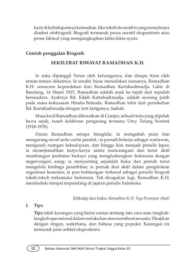 Contoh Artikel Bahasa Sunda Tentang Pendidikan Frasmi