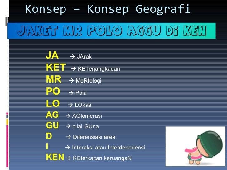 Kelas x perkenalan ilmu geografi