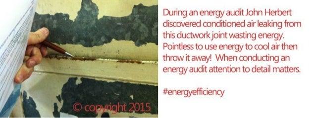 Air conditioning AHU ductwork air leakage wastes energy Hong Kong John A Herbert