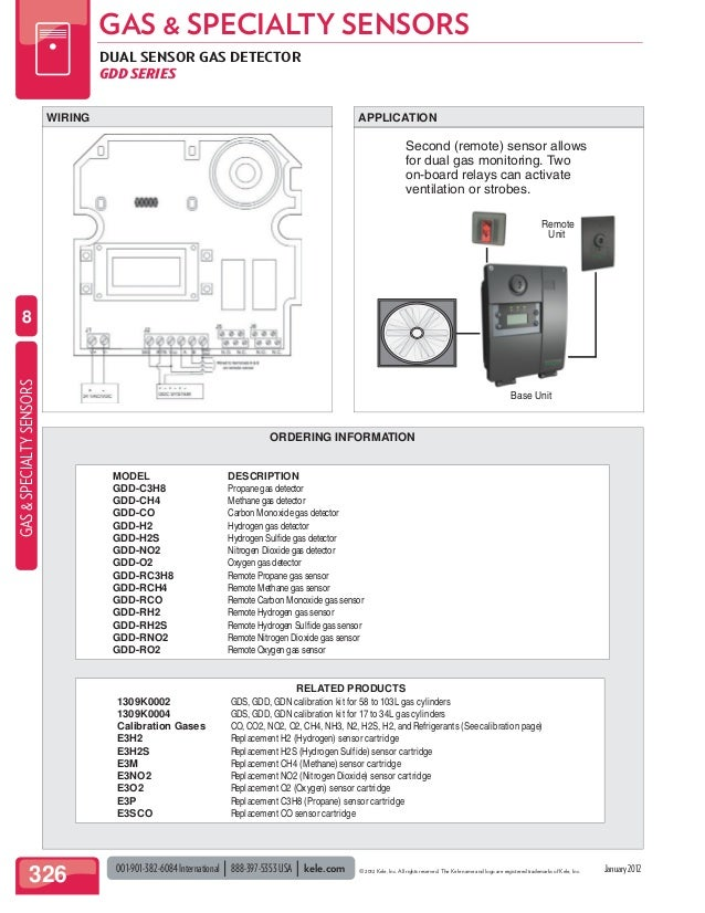Kele Gas & Specialty Sensors Kele Pressure Transducer Wiring Diagram on