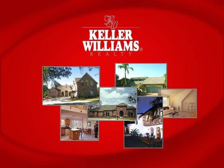 Keller Williams Realty Recruiting Presentation Slide 1
