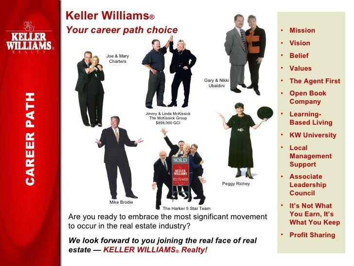 Keller Williams Realty Recruiting Presentation - Keller williams flyer templates