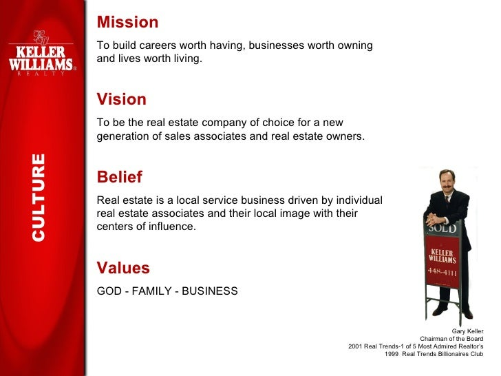 keller williams realty recruiting presentation. Black Bedroom Furniture Sets. Home Design Ideas