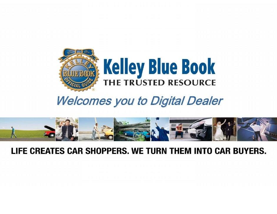 Kelley Blue Book Presentation