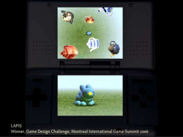 LAPISWinner, Game Design Challenge, Montreal International Game Summit 2006