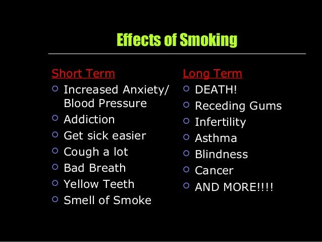 High School Tobacco Industry Denormalization Presentation