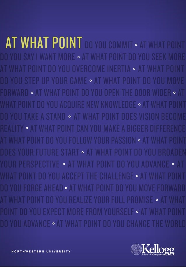 AT WHAT POINT    DO YOU MOVE FORWARD?          AT WHAT POINT     DO YOU TAKE CONTROL?          AT WHAT POINT    DO YOU DEC...