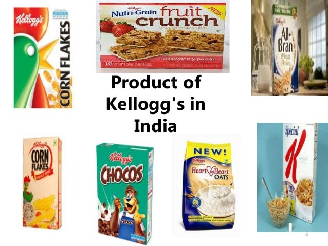 primary research done by kellogs corn flakes brand Kellogg was the first company to print nutrition messages and product information on cereal boxes so that we all could make more informed decisions about the foods we eat and kellogg was the first to fortify its cereals so that all of us could enjoy a more healthful start to our mornings.