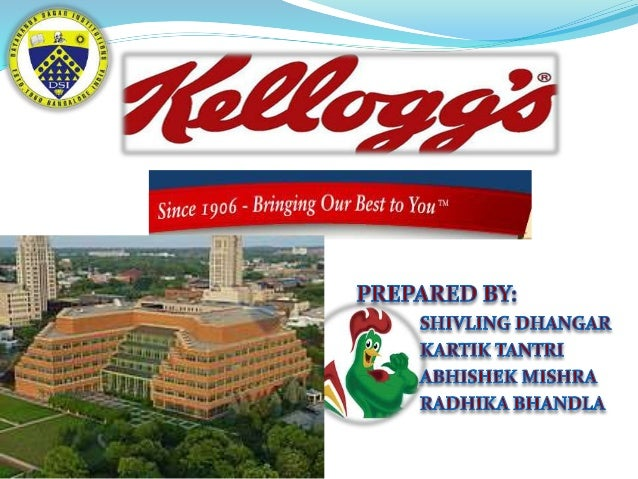 Why Kellogg's Is Fairly Priced