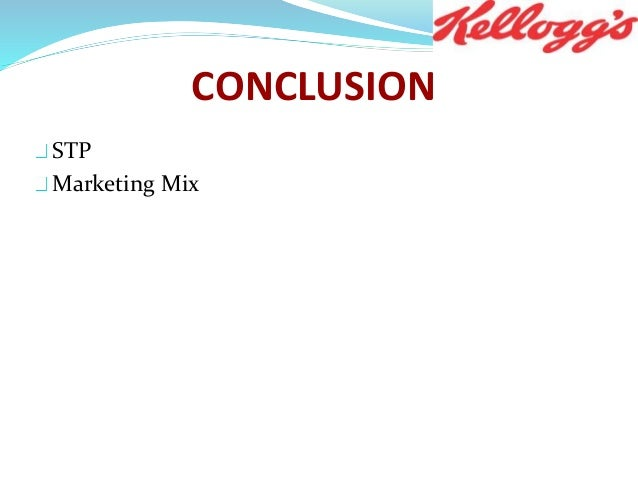 Kelloggs Presentation