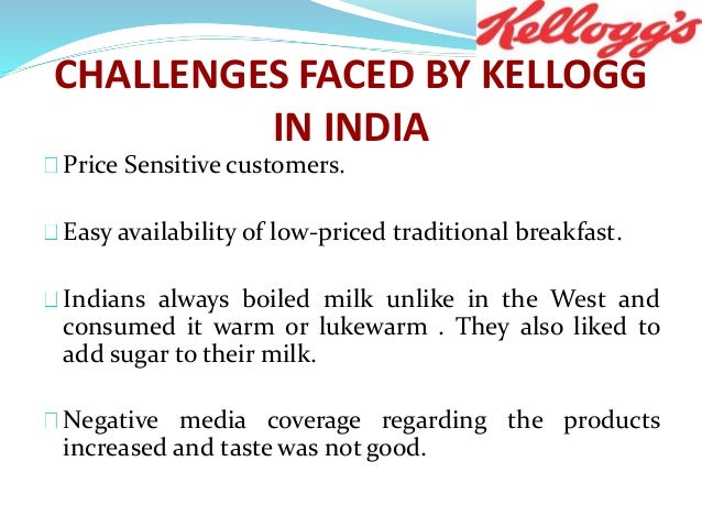 QUETIONS  1. What were the reason behind poor performance of  Kellogg in the initial stages? Do you agree that a poor  ent...