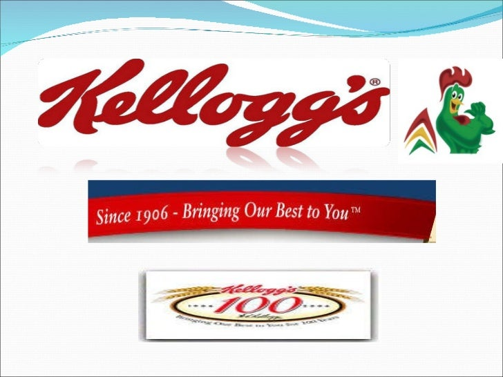 kelloggs ppt 1 Kellogg's ppt.