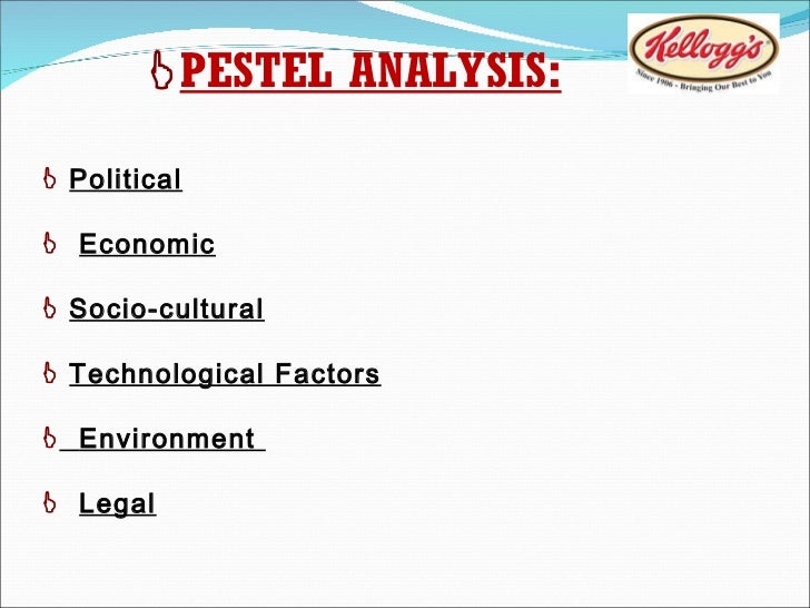 situational analysis on kellogg s In this study include: introduction objectives of kellogg's strategy swot  swot  analysis  the kellogg company is the world's leading producer of cereals.
