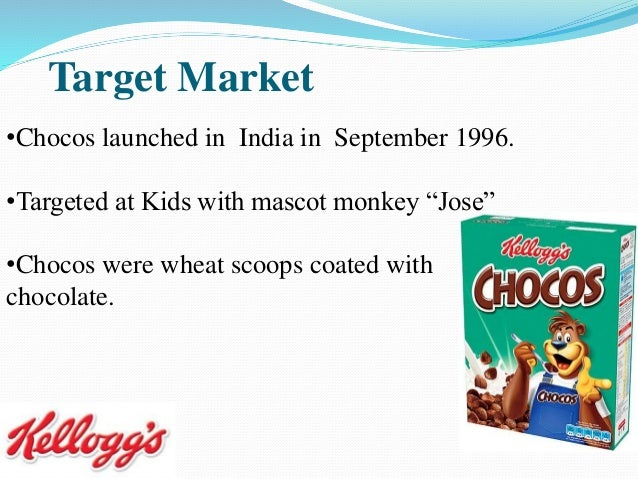 Kellogg s positioning strategy india caselet